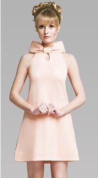 Dress of the Day: 60s-inspired mini dress by Kirribilla