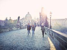 Week-end en amoureux à Prague                              …
