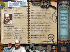 Screenshot of Mystery Case Files: Prime Suspects ™