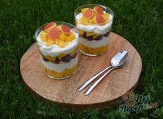 Zdravé dezerty – příprava, suroviny, druhy receptů | NejRecept.cz Pudding, Cheesecake, Puddings, Cheese Pies, Cheesecakes, Avocado Pudding, Cherry Cheesecake Shooters