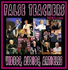 List of false teachers