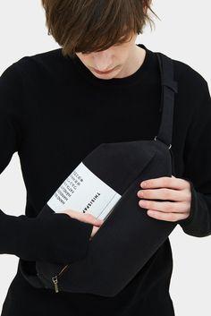 Gift Ideas: Transfer Bag 01 Black