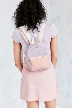 Frosted Mini Backpack - Urban Outfitters