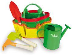 Garden Tools in a Bag #3802 #magicforesttoys #vilac