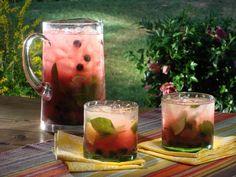 Watermelon Plata Tequila Cocktail