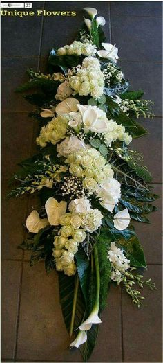 beerdigung You are in the right place about funeral funerales Here we offer you the most beautiful pictures about the funeral memes you are looking for. When you examine the beerdigung part of the pic Church Flowers, Funeral Flowers, Wedding Flowers, Flowers Garden, Funeral Flower Arrangements, Modern Flower Arrangements, Casket Flowers, Funeral Sprays, Fleur Design