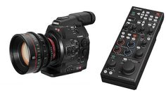 Canon Announces $500 Upgrade to Add Continuous Autofocus to EOS C300 Camera.  New $2,999 RX-V100 Remote Will Control Cinema EOS and XF Camcorders.