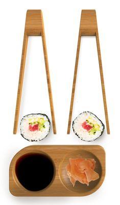 Set Sushi cu 3 piese, NBA046 #kitchen #cooking #sushi #food Cooking Sushi, Sushi Food, Kitchen, Cooking, Kitchens, Cuisine, Cucina