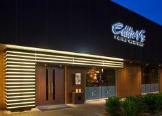 Restaurant Exterior Design   Restaurants Exterior Designs with ...