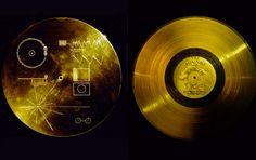 NASA's 1977 space vinyl