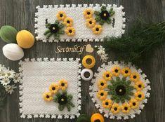 Crochet Doily Diagram, Crochet Doilies, Baby Knitting Patterns, Crochet Earrings, Masks, Doilies Crochet