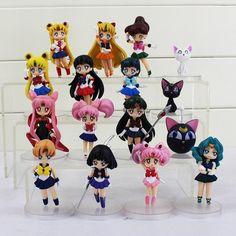 Sailor Mars, Sailor Mercury, Baby Doll Cake, Mar Anime, Sailor Moon Birthday, Unicorn Birthday, Venus, Movie Decor, Muse Art