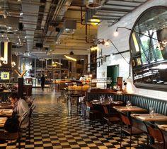 Restaurant Review: Bread Street Kitchen, London