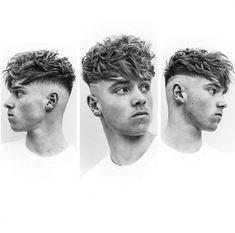 41 Fresh Disconnected Undercut Haircuts for Men in 2019 – Men's Hairstyles and Beard Models Mens Medium Length Hairstyles, Hairstyles Haircuts, Haircuts For Men, Barber Hairstyles, Braid Hairstyles, Hair And Beard Styles, Curly Hair Styles, Gents Hair Style, Faded Hair