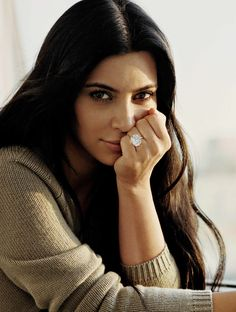 Kim Kardashian Vogue Spain 2015
