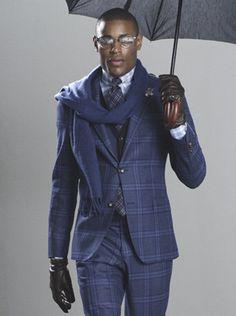 Oscar Jacobson, swedish brand of great male fashion.