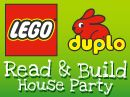 #LegoDuploParty  House Party > LEGO DUPLO Read & Build House Party