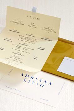 Wedding invitation 2013, Part 2 @ Amanda Haas