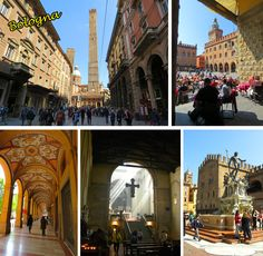 Blog post at The Travels of BBQboy and Spanky :   Two Italian tourism heavyweights and a city most people associate with lunch meat. But wait, don't be too quick in dismissing Bologna.[..]