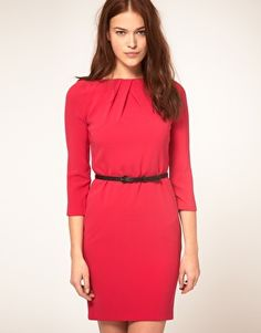 Coast Bright Long Sleeve Dress