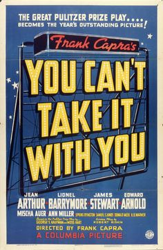 The 11th Academy Awards | Oscar Legacy | Academy of Motion Picture Arts and Sciences  1938 Best Picture You Can't Take It With You