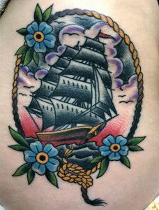 best sailor jerry tattoos traditional american