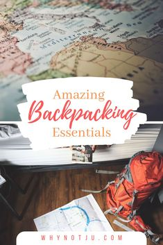 - Awesome Travel and Backpacking Essentials for Any Trip Packing for travels can be difficult, but get better with practice. Here are the travel essentials for backpacking that will make your packing easier Packing List For Travel, Budget Travel, Packing Lists, Travel Hacks, Europe Packing, Traveling Europe, Travel Info, Travel Deals, Travel Destinations