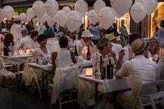 Mamma mia, was für eine festività: Das White Dinner Basel war ein fabelhafter Abschied dieses grandiosen Jahrhundertsommers. Salute!