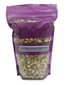 Jansal Valley Natural Green Wasabi Peas, 14.5 Ounce Visit the image link more details.