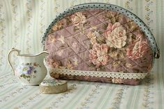 Shabby Chic Rose Pouch Collections. | Flickr - Photo Sharing!