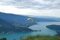 Lake Annecy, France...I should have done it!
