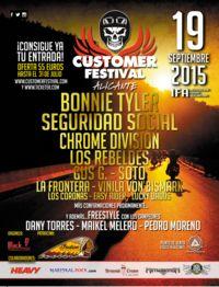 Customer Festival 2015 en Institución Ferial Alicantina (IFA), Elx