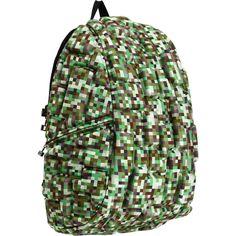 Madpax Blok Full Backpack - Predator Digicamo Green