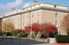 Austin College Campus - Caruth Hall (2010)