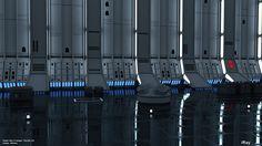 Related image Star Wars Clone Wars, Lego Star Wars, Lego Tie Fighter, Star Wars Room Decor, Star Wars Design, Space Interiors, Star Destroyer, Death Star, Paper Models
