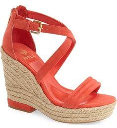 Isolá 'Yalena' Wedge Sandal (Women)