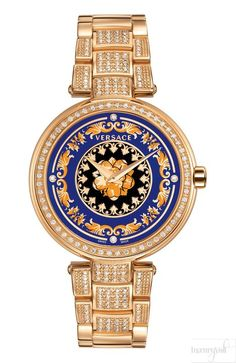 #VERSACEWATCHES FOR WOMEN VANITAS JEWELRY diamonds blue-12 #versace womens watch jewelry http://luxuryvolt.com/2013/12/versace-vanitas-christmas-2013-collection-mystique-foulard/