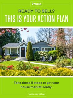 Home-Selling Action Plan
