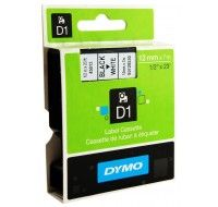 DYMO Authentic Label Cassette, Black Print on Clear Tape, Inch x 23 Feet (Pack of X 23, Walmart, Dymo D1, Dymo Label, Printing Labels, Transfer Printing, Cassette, Black Print, Cool Things To Buy