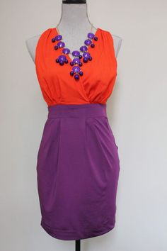 The Perfect Clemson Gameday Dress!!