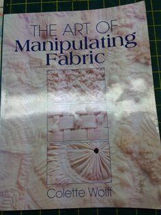 Great Reference book for the current work on gathering  and smocking