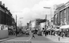 Wembley, High Road c1965