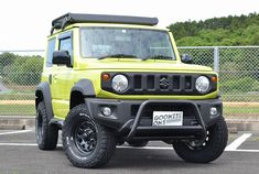 Suzuki Jimny, Monster Trucks
