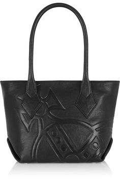 Embossed leather tote | Vivienne Westwood Anglomania