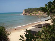 Praia do Madero, Baía dos Golfinhos - RN