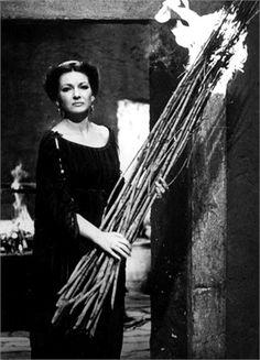 Medea 1969  Maria Callas  © Everett Collection