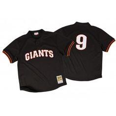 Matt Williams 1995 Authentic Mesh BP Jersey San Francisco Giants | Mitchell & Ness