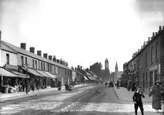 Old Belfast in Photographs Sandy Row