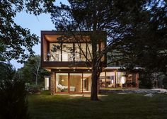 Stonington Residence in Stonington, USA / Joeb Moore & Partners (photo by David Sundberg)
