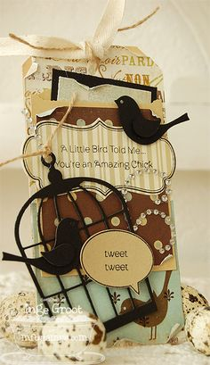 Patterned Paper - Papercrafts by Inge: October MFTeasers Day Four, Contempo Cage